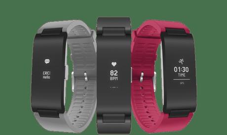 Withings dévoile le bracelet connecté Pulse HR.