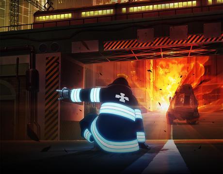 Le manga Fire Force d'Atsushi OHKUBO adapté en animé au Japon