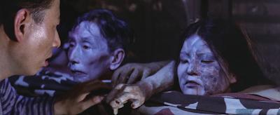 The Blind Woman's Curse - Kaidan nobori ryū, Teruo Ishii (1970)