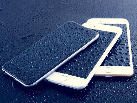 Brevets : Apple veut améliorer le tactile de l'iPhone sous la pluie