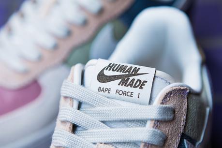Bespoke Ind Nike Bape Force 1