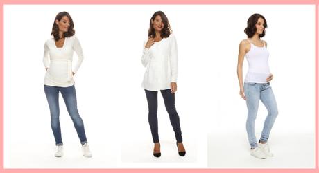 Les jeans de grossesse Mamma Fashion