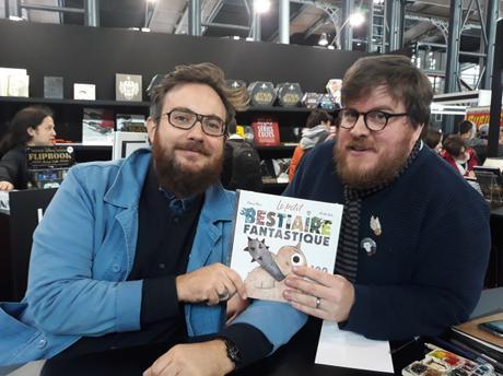 {Neuvième Salon} Comics Con 2018 – @Bookscritics
