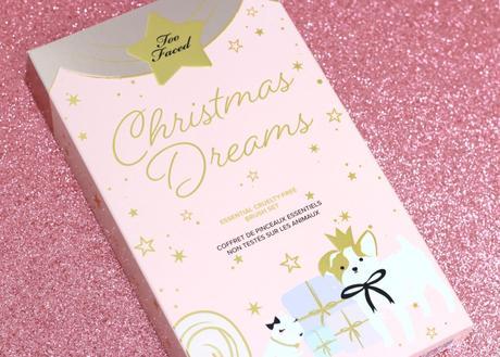 Too Faced «Christmas Dreams»: le coffret de pinceaux en édition limitée pour les fêtes 2018 !