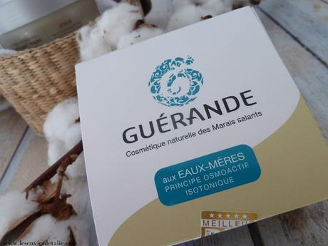 Exfoliant mains et zones ciblées, Trésor millénaire - Guérande Cosmetics