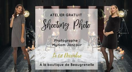 Atelier : Mamma Fashion vous offre un shooting photo gratuit !