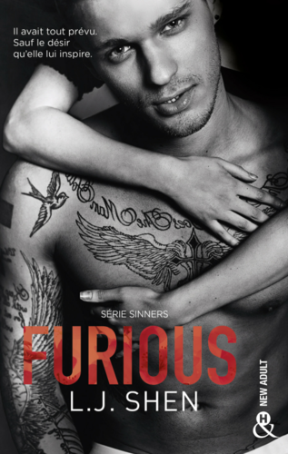 Sinners of Saint, tome 4 : Furious (L.J. Shen)
