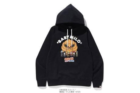 La capsule Bape Naruto sort demain