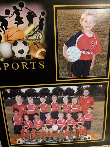 Thomas le petit footballeur aux USA
