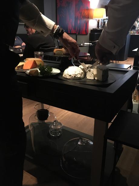 Déjeuner à Lille : Le Restaurant L'Arc