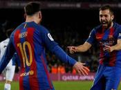 Jordi Alba vers prolongation