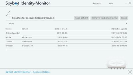 un outil qui vous permet de vérifier si vos informations personnelles ont été divulguées lors d'une violation de sécurité