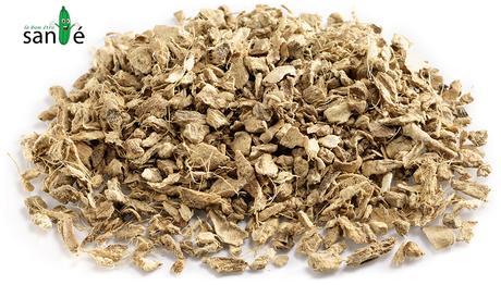 Fabriquer la poudre de gingembre (Djindja)