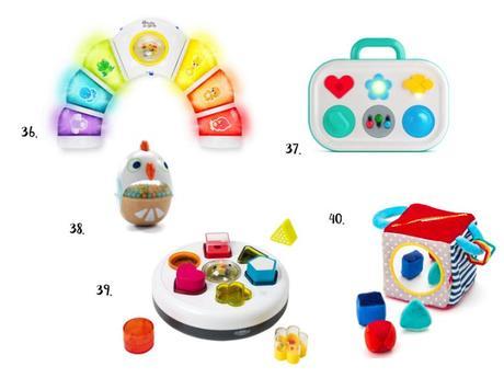 Instant de maman #23: Idées cadeaux de noël pour un nouveau né et un enfant de 2 ans