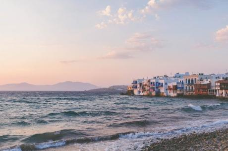 3 jours à Mykonos – Cyclades