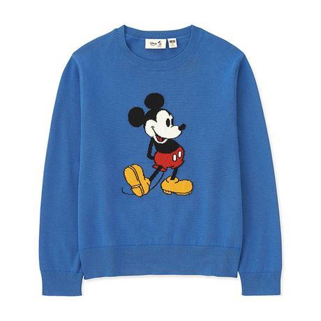 Mickey Mouse x Uniqlo