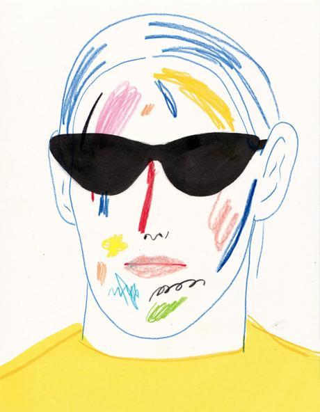 Cool drawings by John Ohni Lisle