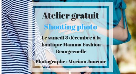 Bon plan : un shooting photo offert pour les futures mamans !