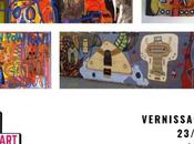 Vernissage Tarek Elbé l'App'art