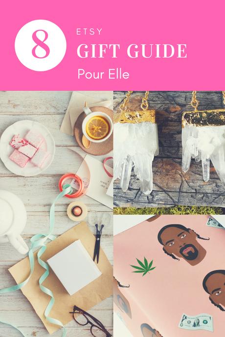 Etsy Gift Guide 2018