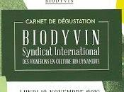 Salon Biodyvin Paris