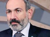 Rencontre avec Premier ministre d'Arménie, Nikol Pachinian