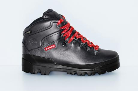 SUPREME X TIMBERLAND – F/W 2018 – WORLD HIKER FRONT COUNTRY BOOT