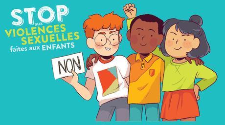 Stop aux violences sexuelles faites aux enfants ressources pour en parler
