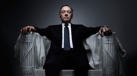 La deuxième meilleure série de Netflix: La série House of cards !