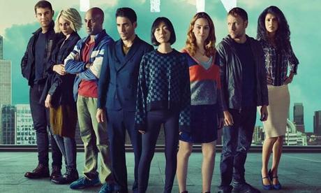 La huitième meilleure série de Netflix intitulée : Sense8 !