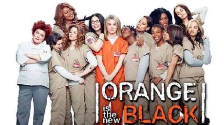 La dixième meilleure série de Netflix intitutlée : Orange is the new black !