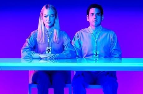 La sixième meilleure série de Netflix intitulée : Maniac !