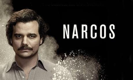 La quatrième meilleure série de Netflix intitulée Narcos !