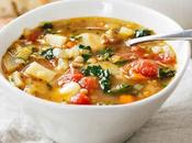 Soupe campagnarde cookeo