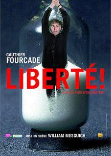 Liberté ! de et avec Gauthier Fourcade