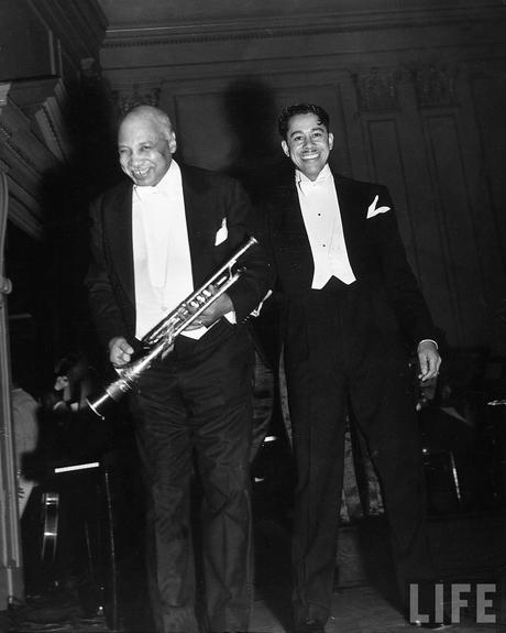 November 21, 1938: celebrate WC Handy's birthday with Cab Calloway at Carnegie Hall