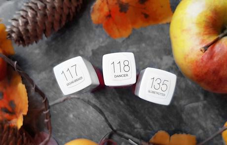 Des lèvres automnales avec les SuperStay Matte Ink City Edition de Maybelline