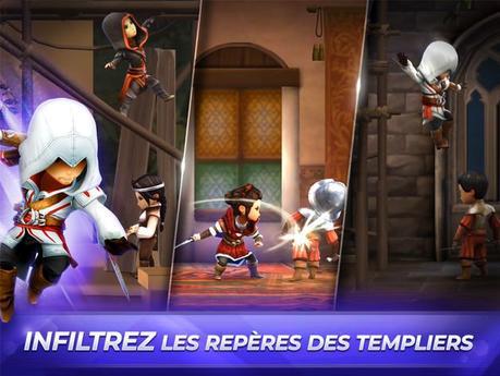 Assassin's Creed Rebellion est disponible sur iOS & Android