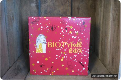 La Biotyfull Box de novembre : l'emerveillée