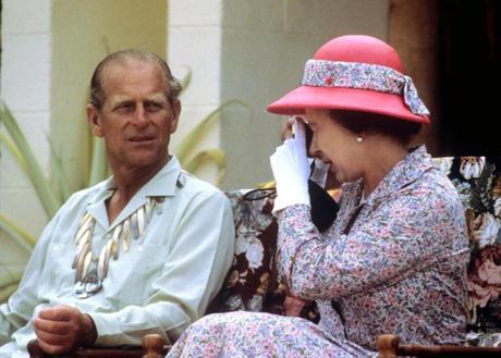 71 ans de Lizzie et Philou!