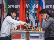 Partie Championnat monde féminin d'échecs