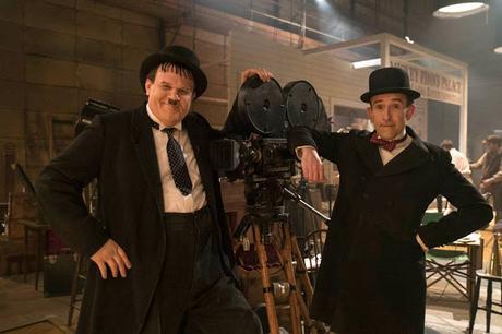 Nouveau trailer pour le biopic Stan & Ollie de John S. Baird