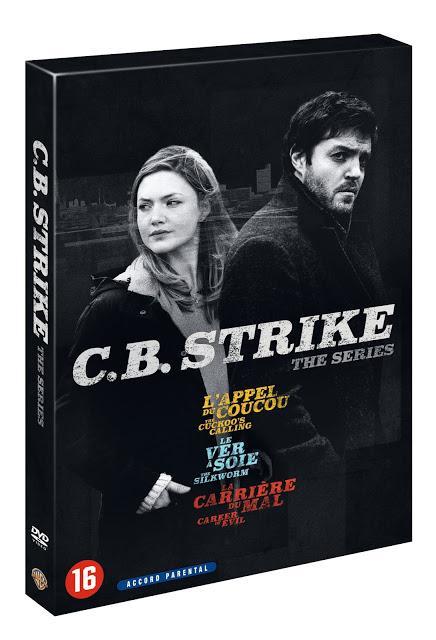 [CONCOURS] : Gagnez votre DVD de la première saison de la série C.B. Strike !