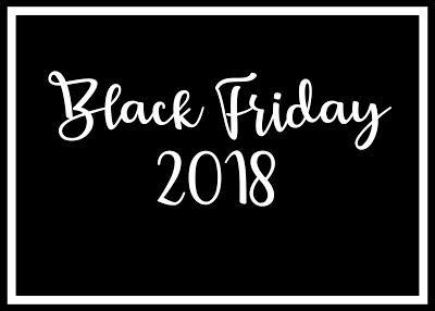 CODES PROMOS ~ BLACK FRIDAY