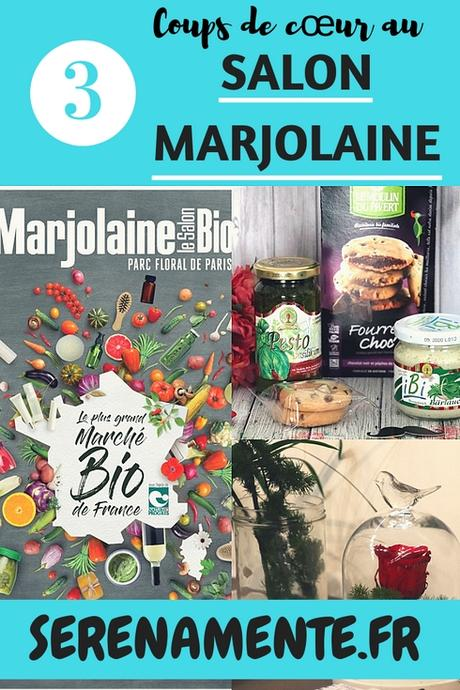 Salon Marjolaine : le plus grand marché Bio de France !