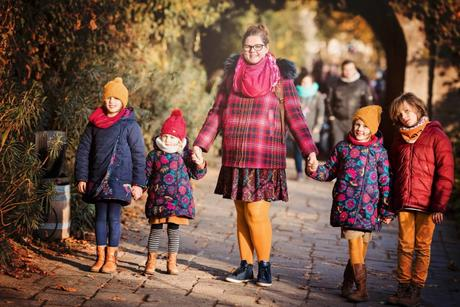 Pairi Daiza aux couleurs d'automne
