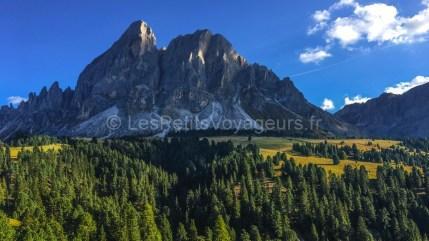 Les Dolomites : Le parc naturel Puez-Odle, patrimoine de l'UNESCO