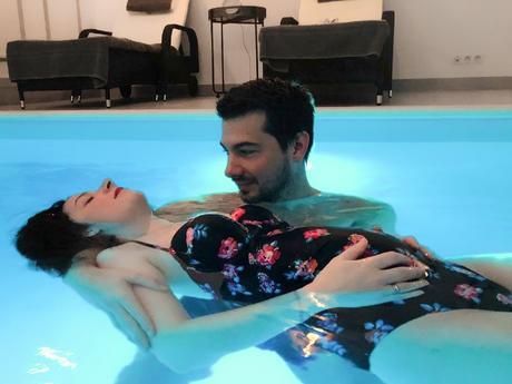 La relaxation aquatique prénatale
