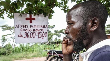 RDC : 50 000 Congolais en manque de tout, bloqués à la frontière avec l'Angola