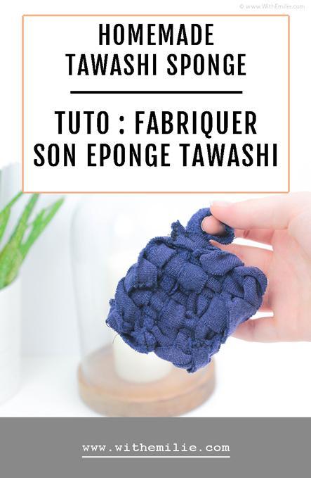 Fabriquer son éponge Tawashi | Tuto rapide et facile